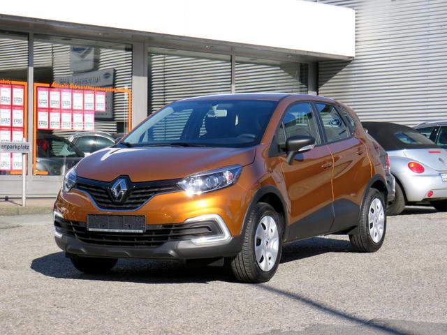 Renault Captur Life 0.9 TCe90 Sitzheizung *SOFORT* Te..., Jahr 2019, Benzin
