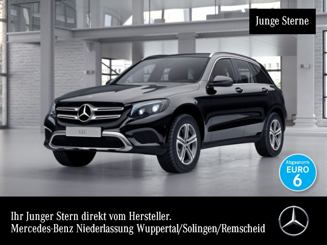 Mercedes-Benz GLC 250 d 4M Exclusive Pano ILS LED HUD Kamera PTS, Jahr 2017, Diesel