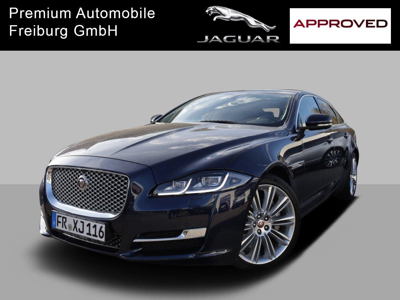 Jaguar XJ 3.0 V6 PORTFOLIO SONDERFIN 0% ZINS, Jahr 2018, diesel