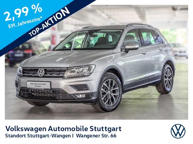 Volkswagen Tiguan Comfortline 2.0 TDI Navi ACC LED, Jahr 2018, Diesel