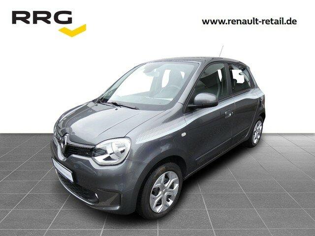 Renault Twingo SCe 65 Limited Sitzheizung, Jahr 2021, Benzin