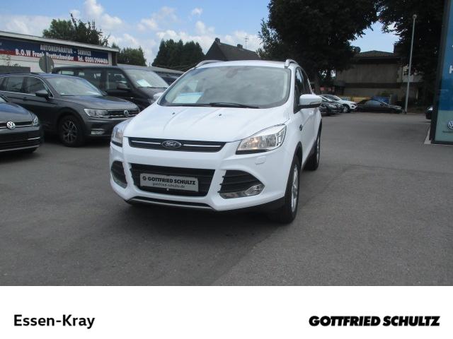 Ford Kuga Trend 4x2 1.6 EcoBoost KLIMA, Jahr 2013, Benzin