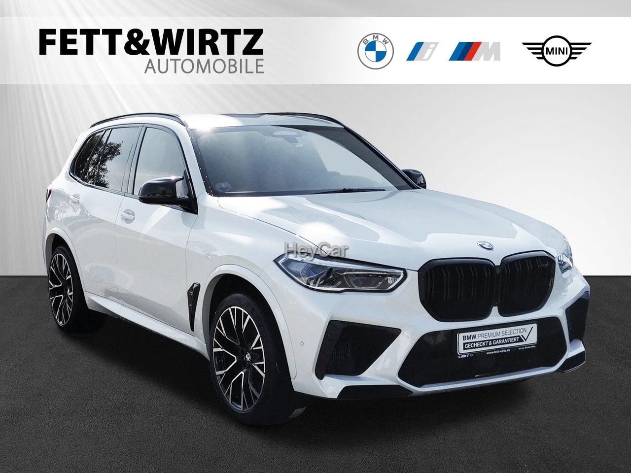 BMW X5 M Competition 21''/22'' DAProf. HK Laser, Jahr 2020, Benzin