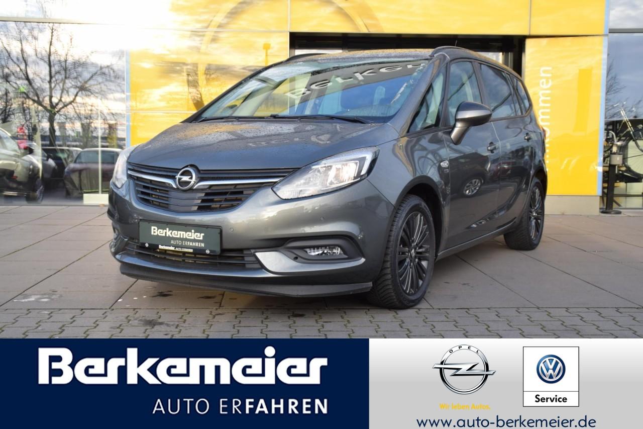 Opel Zafira 120 Jahre 1.6 *Navi/Sitzheiz/Parkpilot*, Jahr 2019, Diesel