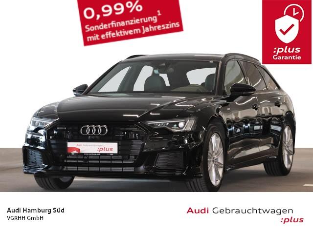 Audi A6 Avant 45 TDI qu.tiptronic 2xS-LINE/MATRIX/ACC/B&O, Jahr 2020, Diesel