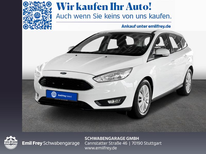 Ford Focus Turnier 2.0 TDCi DPF Start-Stopp-System Aut. Business, Jahr 2018, Diesel