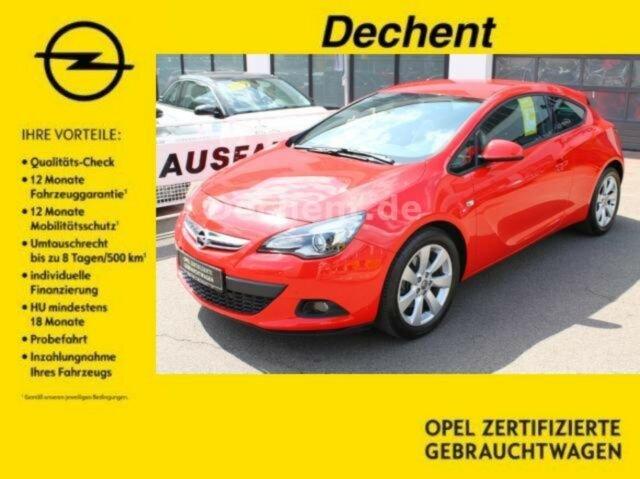 """Opel Astra GTC 1.4T,18""""Alu,Parkpilot v+h,Anhängerk., Jahr 2013, Benzin"""