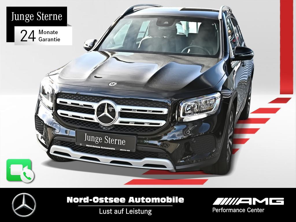 Mercedes-Benz GLB 180 d Style Navi AHK MBUX LED 7Sitze Kamera, Jahr 2020, Diesel
