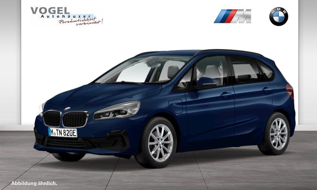 BMW 225 Active Tourer 225xe iPerformance Hybrid Modell Advantage Euro 6 Navi PDC Parkassistent Klima Shz LED Tempomat Sonnenschutzverglasung, Jahr 2018, Hybrid
