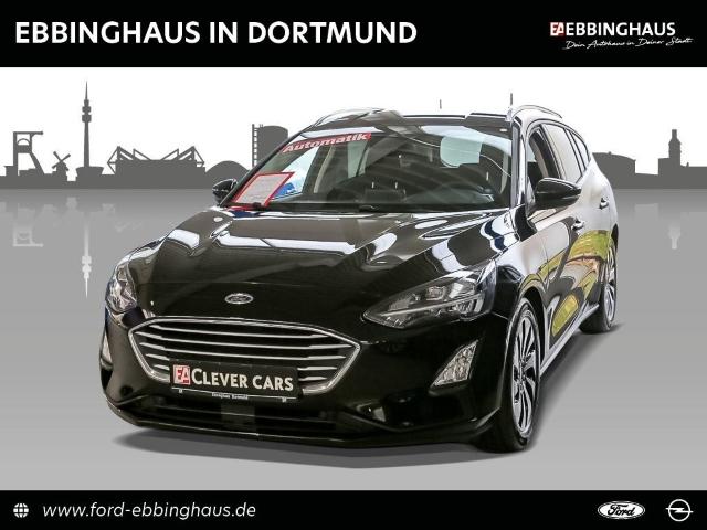 Ford Focus Turnier ERGONOMIE SITZE DAB LED RFK PARK-ASS, Jahr 2019, Diesel