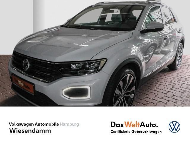 Volkswagen T-Roc Sport 2.0 l TSI DSG 4M Leder Klima LM EGD Active Info Display Navi, Jahr 2020, Benzin