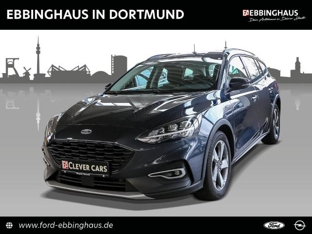 Ford Focus Turnier Active KLIMAAUTO RFK NAVI elHECKKL, Jahr 2019, Benzin