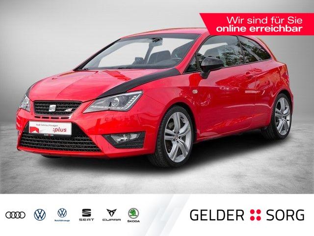 Seat Ibiza 1.4 TSI SC Cupra Bi-Xenon*Navi*SHZ*PDC*GRA, Jahr 2013, Benzin