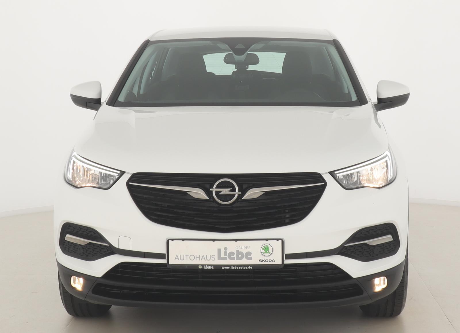 Opel GRANDLAND X EDITION 1.2 1. HAND|NAVI|PDC|SHZ|AHK, Jahr 2018, Benzin