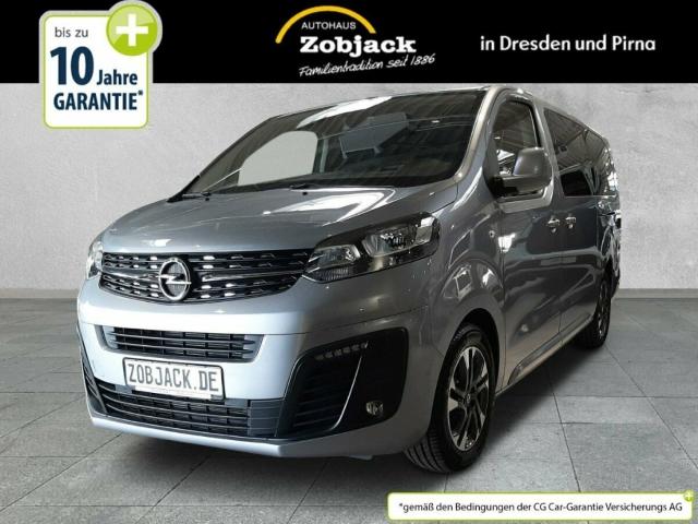 Opel Zafira Life L Edition 2.0D S AHK DAB, Jahr 2021, Diesel