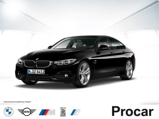 BMW 420 Gran Coupe Sport Line Aut 19'' Hifi RFK Nav, Jahr 2017, Benzin