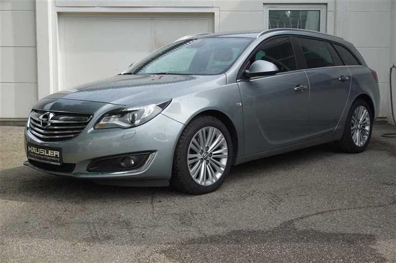 Opel Insignia, Jahr 2014, Diesel