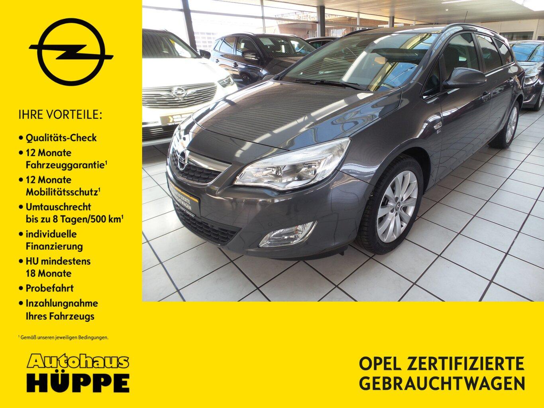 Opel Astra J ST 150 Jahre Opel, Klima, PDC, LHZ, SHZ, Jahr 2013, Diesel