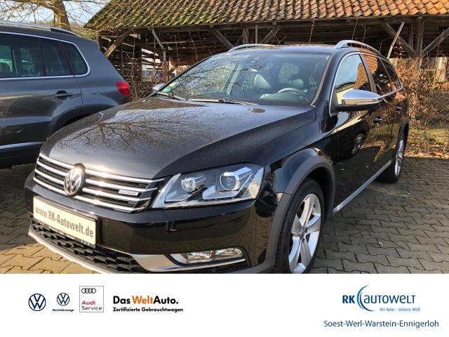 Volkswagen Passat Alltrack 4Motion 2.0 TDI BMT Leder Navi AHK, Jahr 2014, Diesel