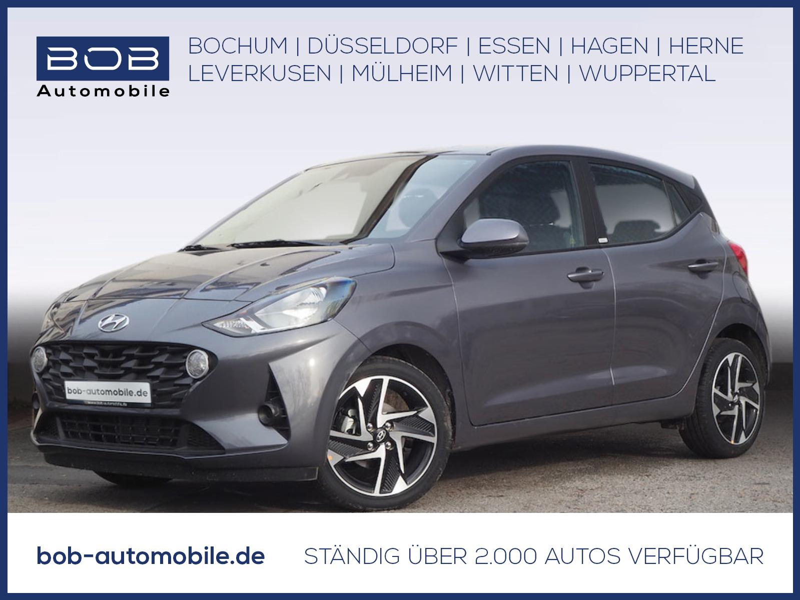 "Hyundai i10 1.0 Trend Komfort-P Navi-P Kamera 16""Alu, Jahr 2020, petrol"