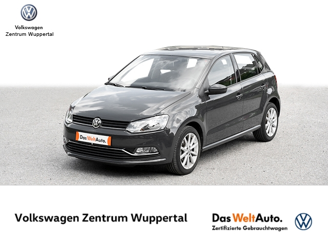 Volkswagen Polo 1 2 TSI Highline KLIMA SHZ PDC LM ZV, Jahr 2017, Benzin