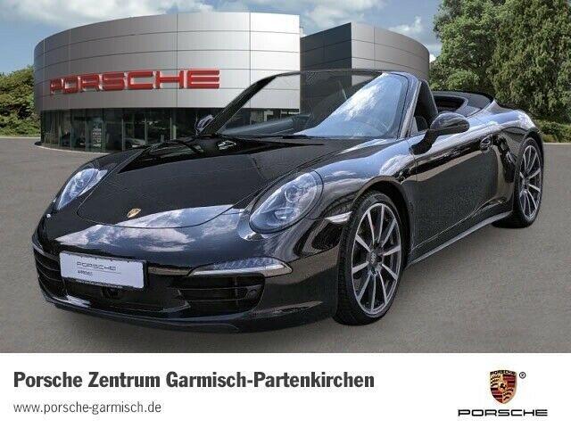 Porsche 911 991 Carrera 4S Cabrio, Jahr 2013, Benzin