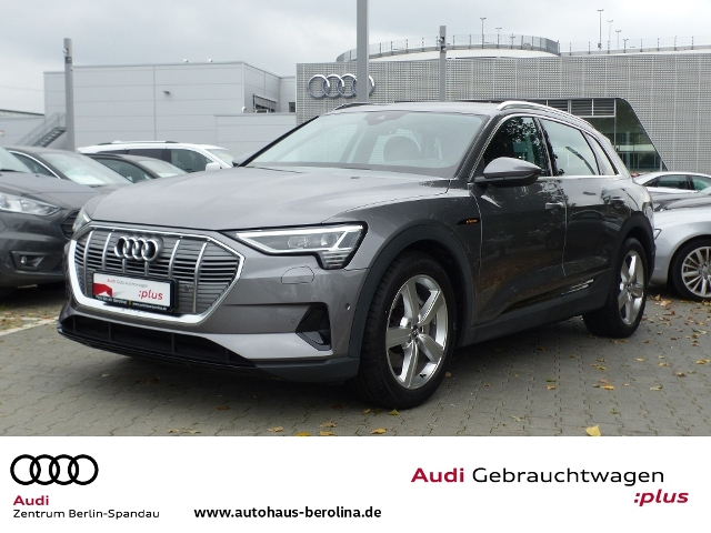 Audi e-tron 50 qu. *!!BAFA!!*ACC*R-CAM*DAB*, Jahr 2020, Elektro