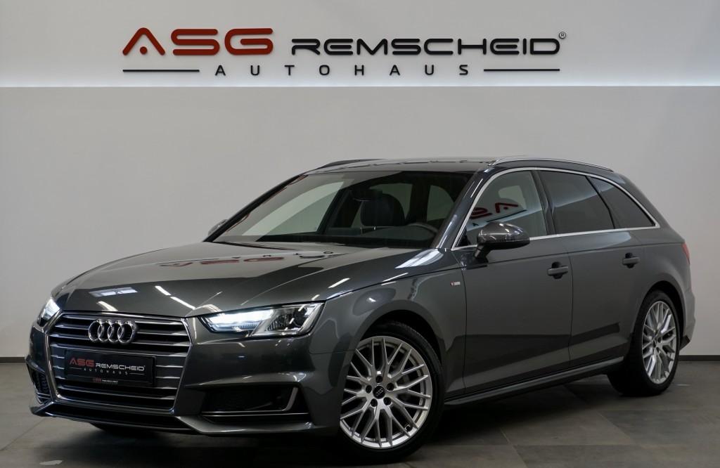 Audi A4 2.0 TDI Avant S-Tr. 2x S Line *Virtual *AHK*, Jahr 2018, Diesel