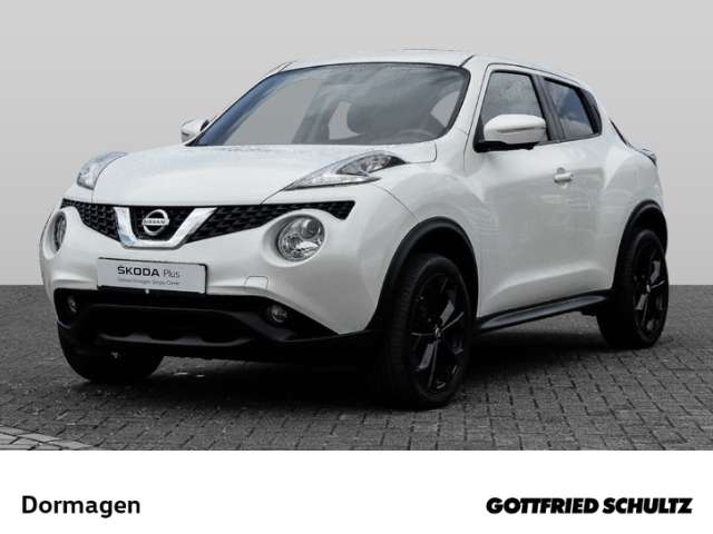 Nissan Juke 1.2 DIG-T, Jahr 2016, Benzin