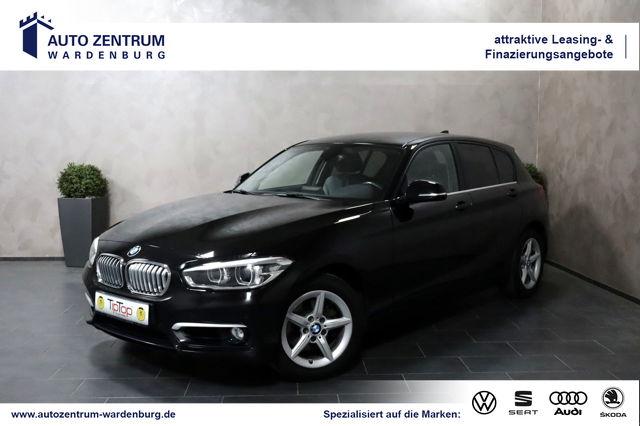 BMW 118 d xDrive Urban Line M LED NAVI 5-TÜRER TEMP, Jahr 2016, Diesel