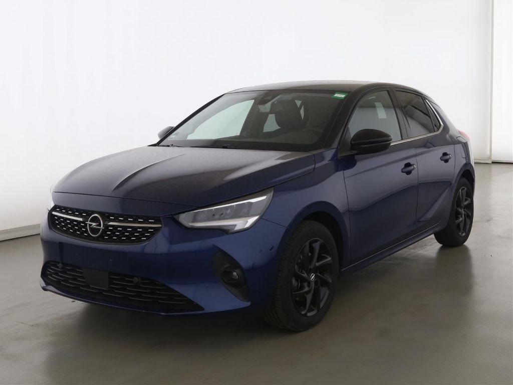 Opel Corsa 1.2 DIT Elegance LED SHZ RFK PDC Klimaauto, Jahr 2020, Benzin