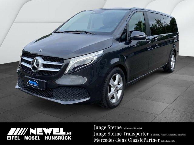 Mercedes-Benz V 300 d EDITION Ex-L LED*NAVI*RFK*DIST*STHZ*AHK*, Jahr 2020, Diesel