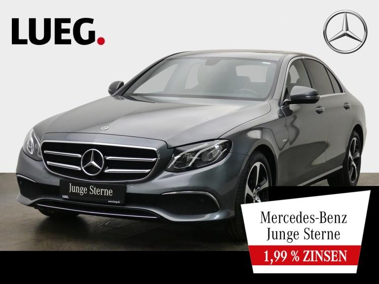 Mercedes-Benz E 300 d Avantgarde+Nav+SHD+LED-HP+SPORTSTYLE+RFK, Jahr 2020, Diesel