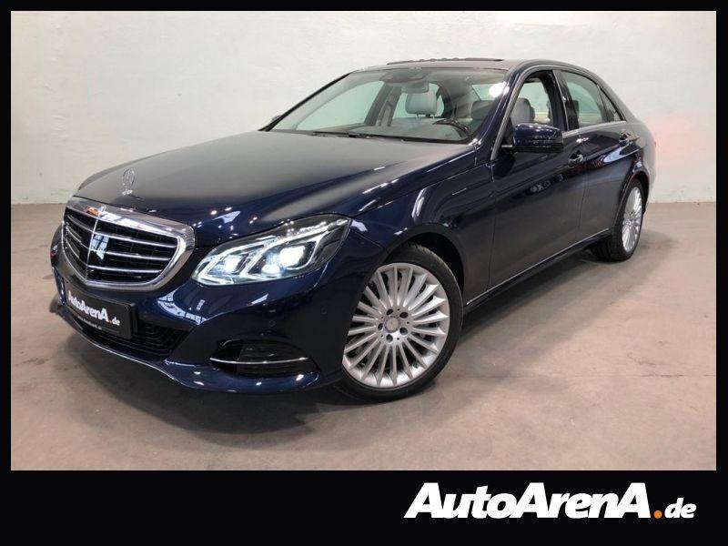 Mercedes-Benz E 500 4matic Elegance **COMAND/360°/Distr/Memory, Jahr 2014, Benzin