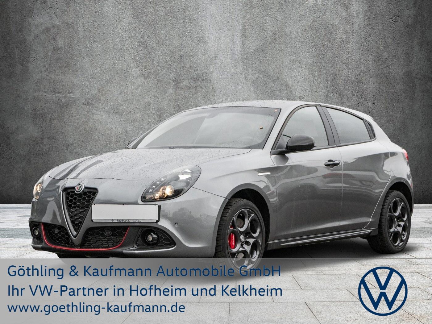 Alfa Romeo Giulietta 1.4 TB 16V 88KW*Sport*Carbon Optik*Kam, Jahr 2019, Benzin