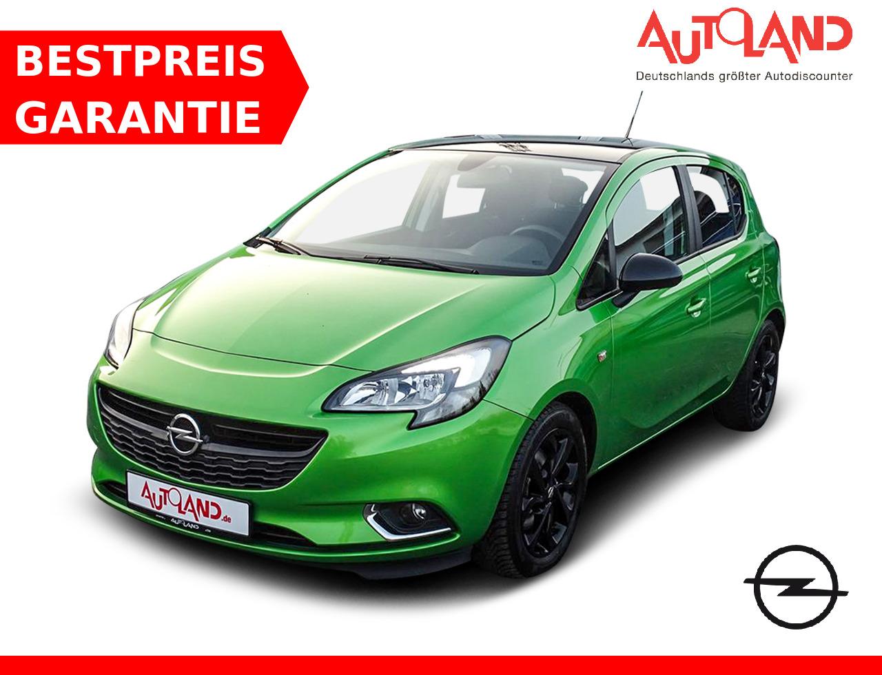 Opel Corsa, Jahr 2015, Diesel