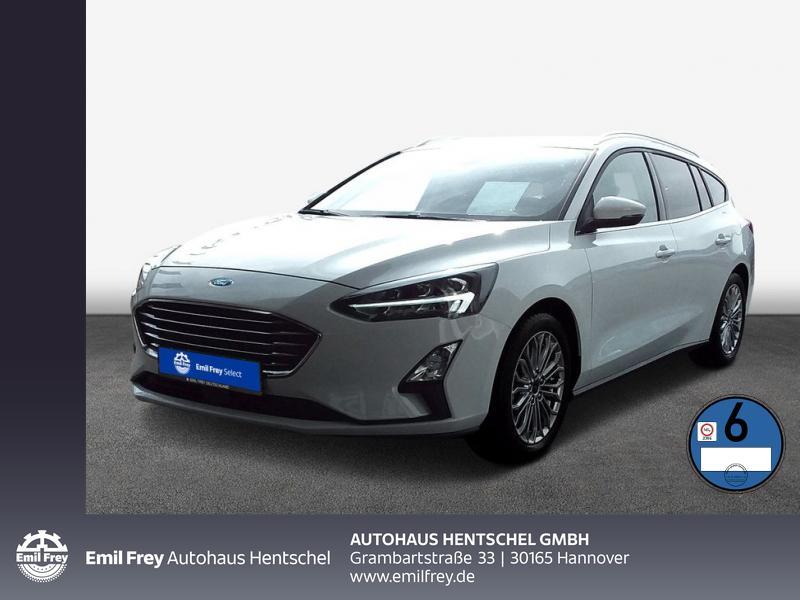 Ford Focus Turnier 2.0 EcoBlue Start-Stopp-System TITANIUM, Jahr 2019, Diesel