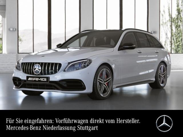 Mercedes-Benz C 63 S T-Modell Sportpaket Bluetooth Navi LED, Jahr 2019, Benzin