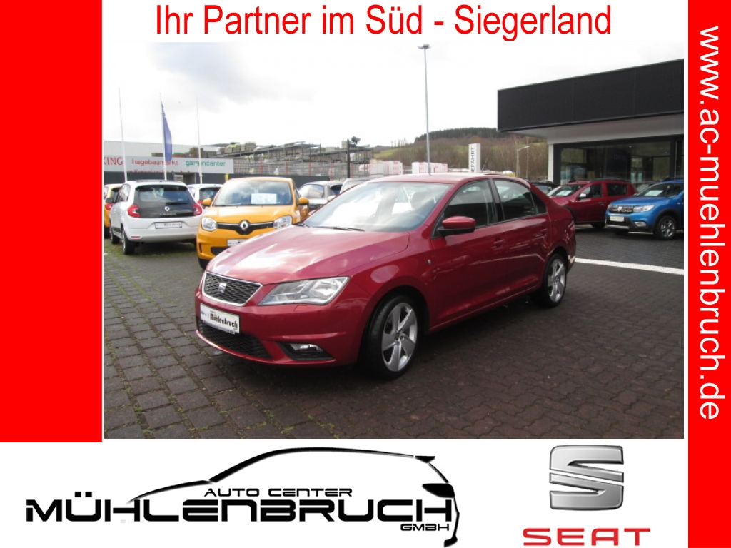 Seat Toledo 1.2 TSI Start & Stop Style 4You, Jahr 2014, Benzin