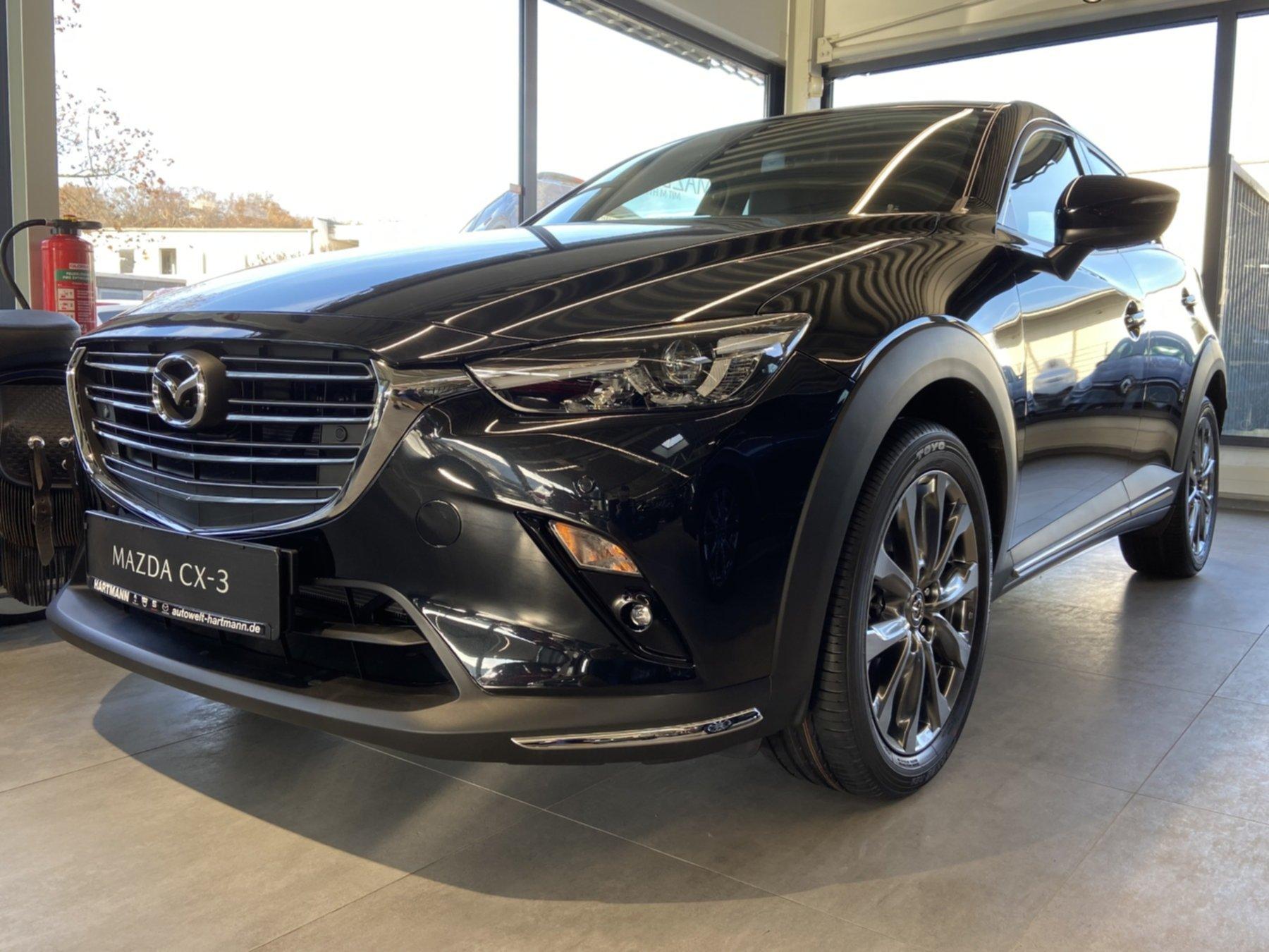 Mazda CX-3 finanzieren