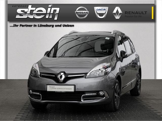 Renault Grand Scenic Energy dCi 130 Euro 6 S&S Bose Editio Navi Rückfahrkam. Multif.Lenkrad, Jahr 2016, Diesel