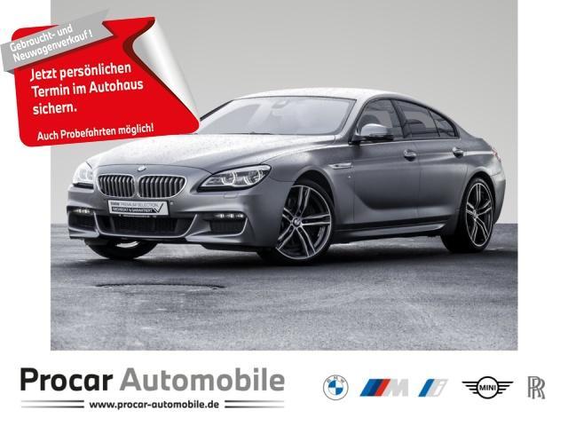 BMW 650 Gran Coupe M Sportpaket Navi Prof. EDC PDC, Jahr 2018, Benzin