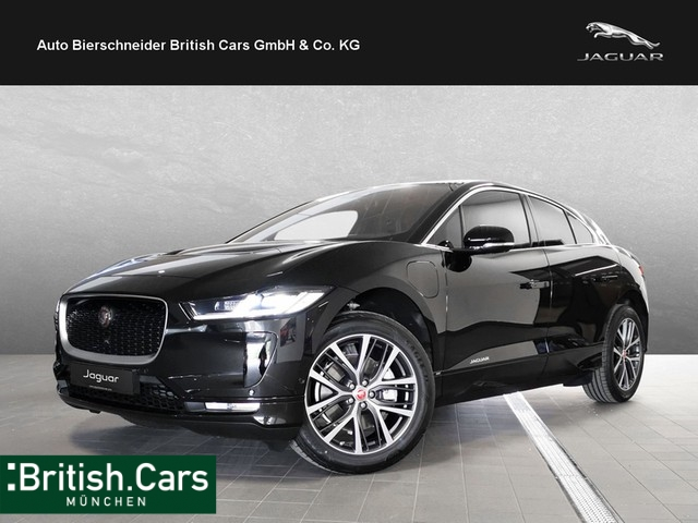 Jaguar I-Pace SE NAVIGATION PRO PANORAMA DAB LED 20, Jahr 2019, electric