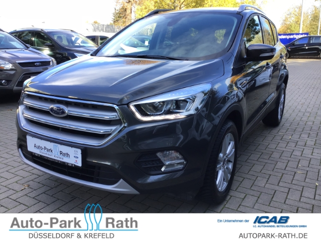 Ford Kuga Cool & Connect 1,5l Ecoboost 6-Gang,Navi,PDC, Jahr 2018, Benzin