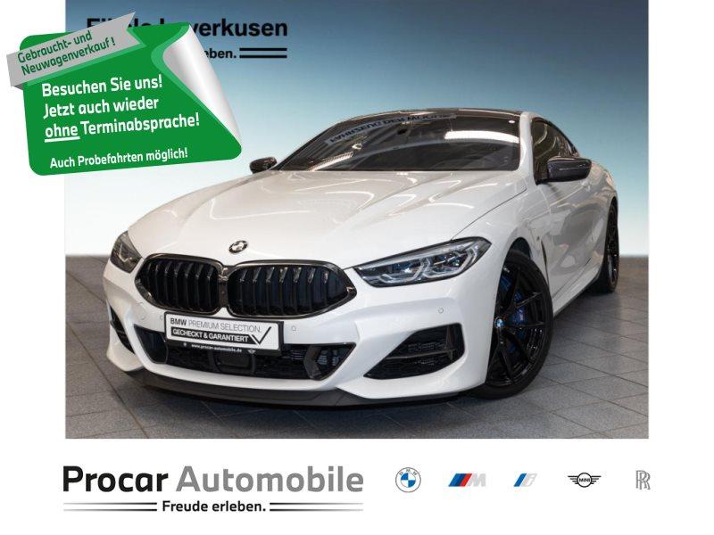 BMW M850i xDrive Coupe Head-Up HK HiFi DAB WLAN RFK, Jahr 2019, Benzin