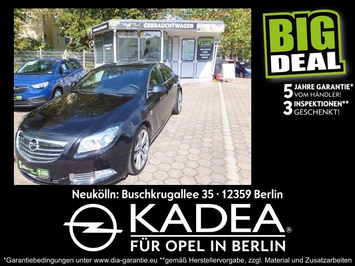 Opel Insignia 4x4 Automatik Navi Pano.Xenon.OPC, Jahr 2012, Benzin