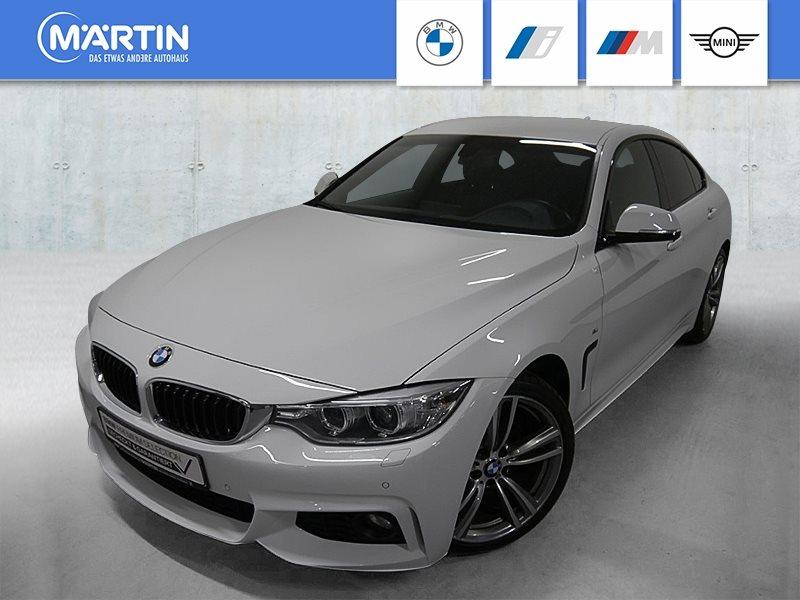 BMW 420d Gran Coupé M Sportpaket*HK-HiFi*Xenon*AHK*Navi.Prof.*, Jahr 2016, Diesel