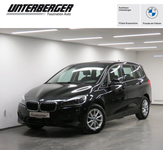 BMW 216 Gran Tourer i Advantage Navi, LED, UPE: 37.110,00, Jahr 2018, Benzin