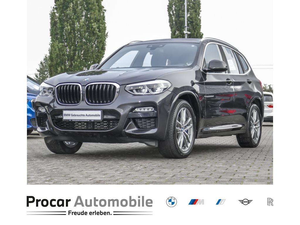 BMW X3 xDrive30d M Sportpaket Navi Head-Up LED Pano, Jahr 2018, Diesel