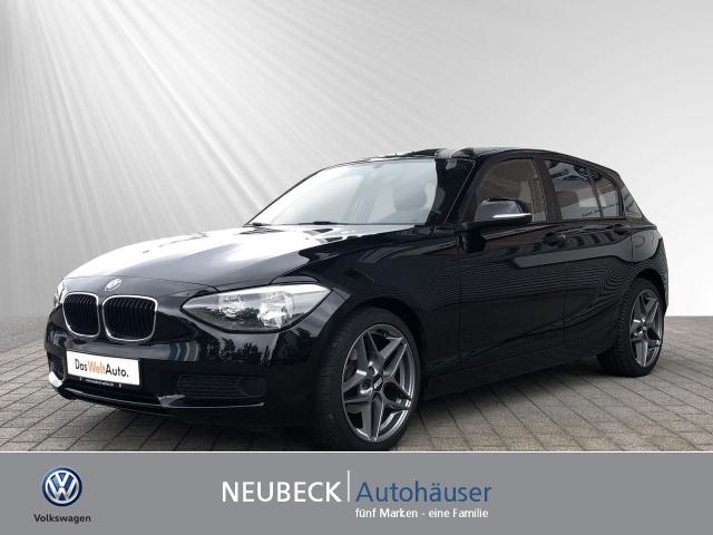 BMW 116i 5tg. PDC KLiMA CHECK CONTROL DSC DTC, Jahr 2012, Benzin